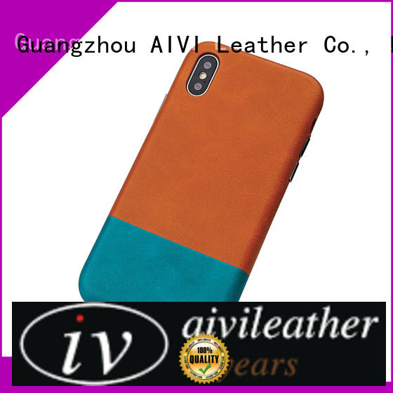 AIVI fashion apple iphone leather case protector for ipone 6/6plus