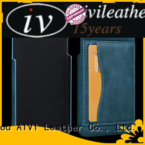 AIVI case apple genuine leather case accessories for iphone XR