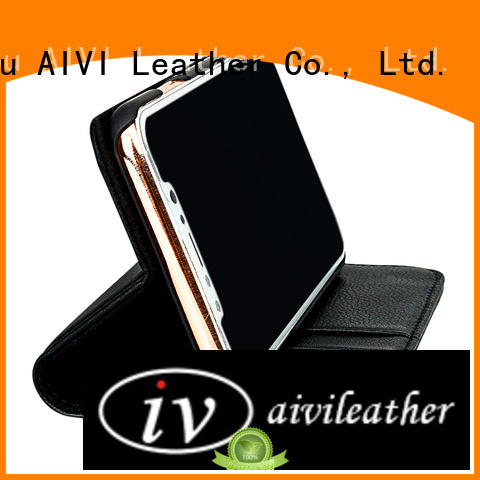 AIVI reliable iphone leather slip case factory for iphone 8 / 8plus