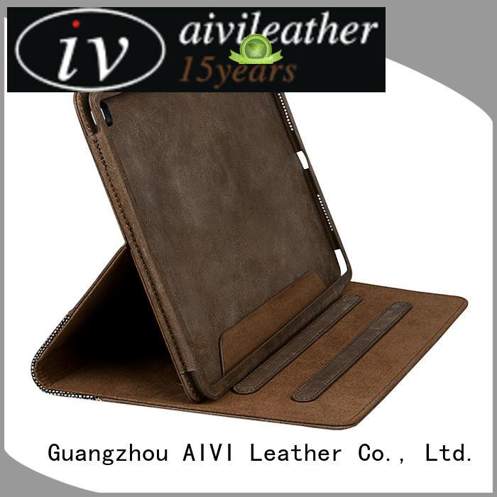 fashion apple ipad leather case ipad manufacturer for MAC BOOK
