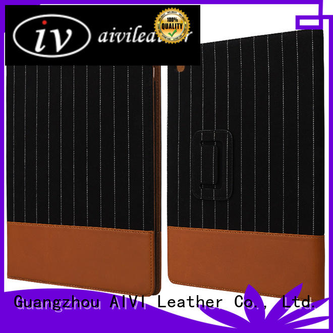 reliable luxury leather ipad case price manufacturer for IPad
