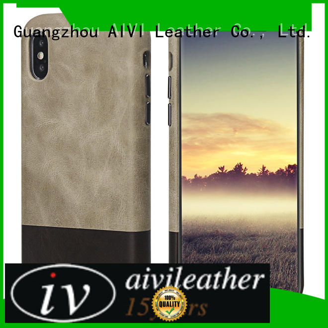 leather phone cases cover AIVI