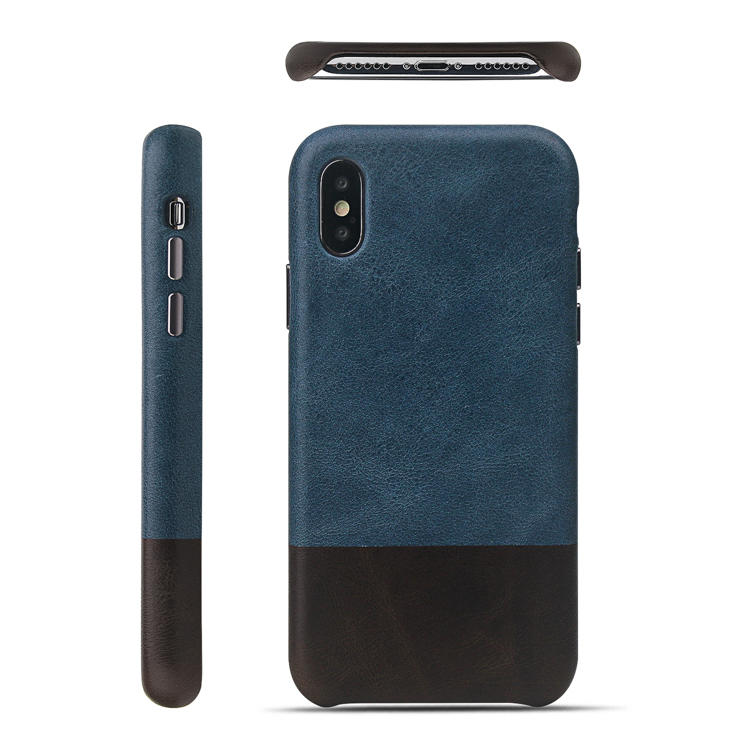 AIVI super iphone leather flip case accessories for iphone X-2