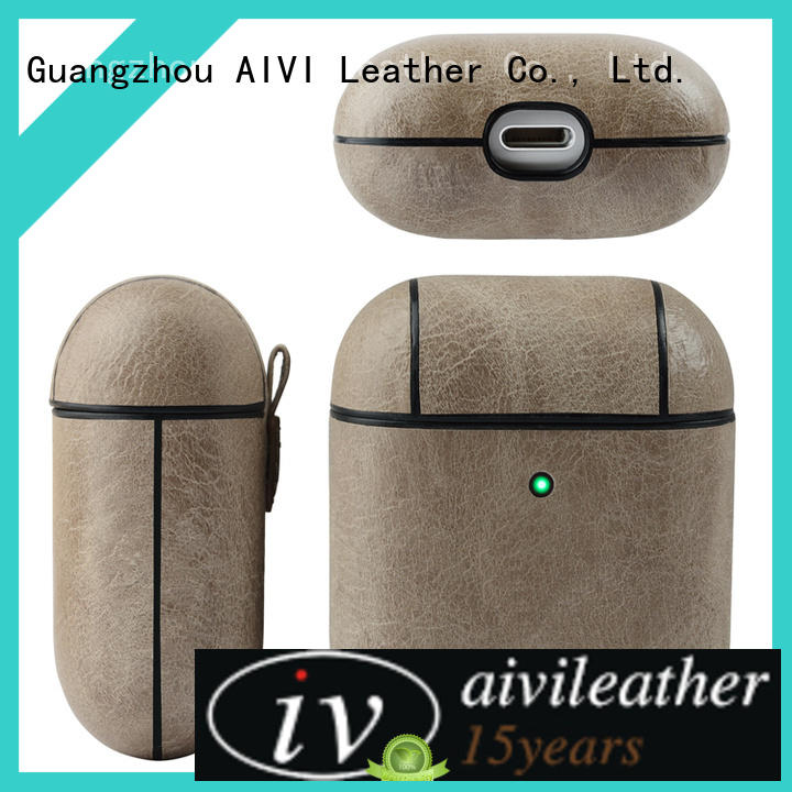AIVI grain phone cover directly sale for iPhone