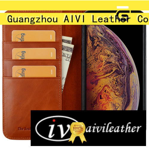 AIVI luxury mobile back cover directly sale for iPhone