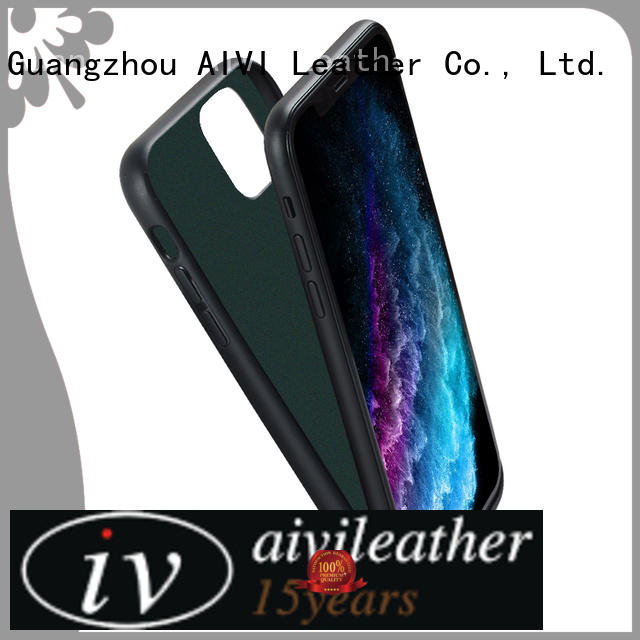 AIVI metal iphone cover promotion for iPhone