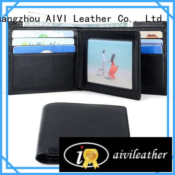 AIVI multifunction leather card case wallet factory for iphone X