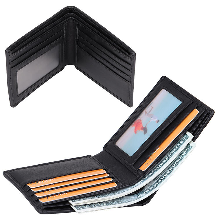 AIVI leather card holder wallet for sale for iphone XS-3