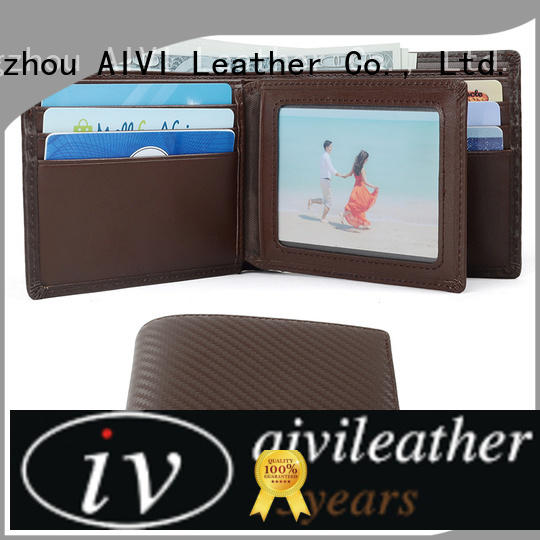 durable mens travel wallet Manufacturer for travel