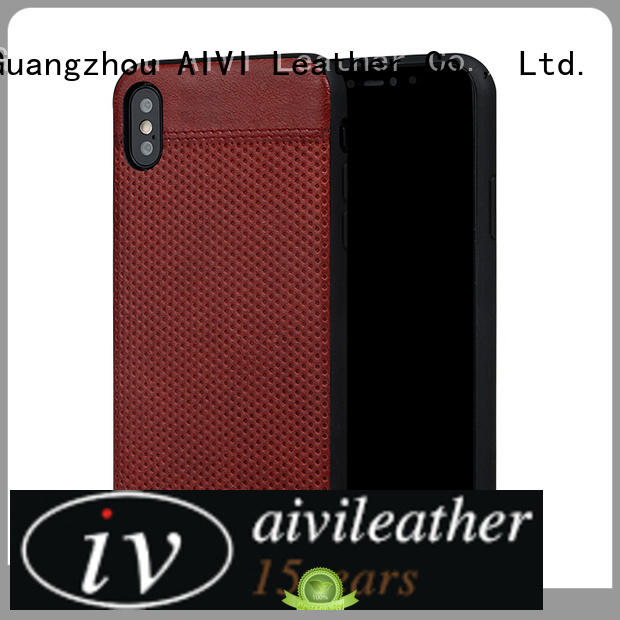 iphone x leather case iphone for iphone 7/7 plus AIVI