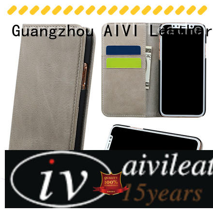 AIVI iphone xr leather case protector for ipone 6/6plus